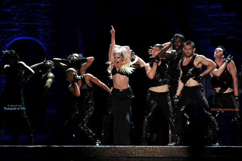 The Born This Way Ball Tour Black Jesus Amen Fashion 001