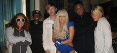 10-3-08 Poker Face (Music video) - BTS 002