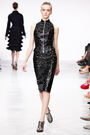 Azzedine Alaïa Fall 2011 Leather Ensemble