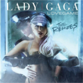 LoveGame remixes cover