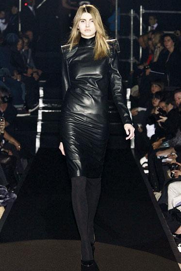 Discount 2018 New Leather Dress Maison Martin Margiela Cheap Visit Deals Sale Online f6qpnchfZk