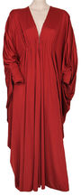 Yuki - Red kaftan