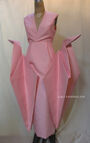 Christian Dada - Custom origami dress