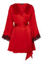 La Perla - ''Maison'' silk satin short robe