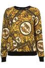 Topshop - Multi petite tiger print sweater