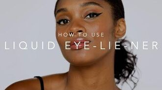 How to use LIQUID EYE-LIE-NER - HAUS LABS