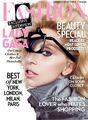 Fashion Magazine 2014 February cover