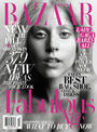 Harper's Bazaar US October 2011 cover