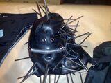 Jaiden rVa James - Rubber mask