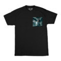 The Cure Merch black short sleeve
