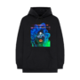 Enigma Merch Enigma repeat hoodie front