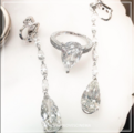 Chopard - Crystal earrings