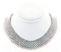 Le Vian - Diamond collar necklace