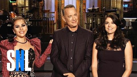 SNL - Joanne, Cubby and Tor Will