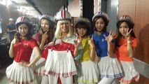 7-22-14 Backstage at Staples Center in LA 001