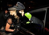 9-13-09 Arriving at MTV VMA's 002