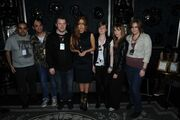 10-7-12 Inside Harrods for The Launch of FAME, London 013