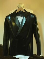 Void of Course Fall Winter 2011 Tuxedo jacket