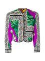 Versace - Vintage silk jacket