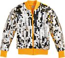 Jeremy Scott for Adidas Original Sequined Jacket