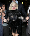 11-16-13 Arriving at her apartment 001