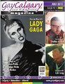 Gay Calgary Magazine (2011)