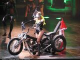 The Born This Way Ball Tour Heavy Metal Lover 015