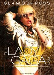Lady Gaga Story - Front