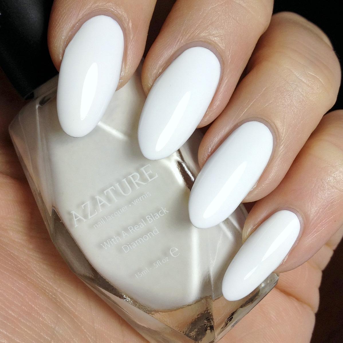 Image - Azature - Faint White Diamond - Nail lacquer.jpg | Gagapedia ...