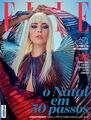 Elle Portugal 2018 December Cover