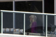 6-15-12 On hotel balcony with Taylor 002