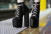 Natacha Marro x Charles Anastase - Dungeon boots