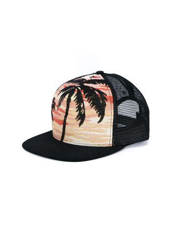 File:Saint Laurent - Multi palm tree jacquard trucker hat.jpeg