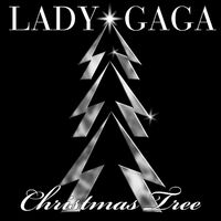 Lady Gaga - Christmas Tree -Artwork-