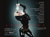 The Fame back cover