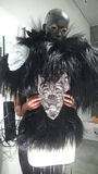 Zaldy Monster Goat Fur 002
