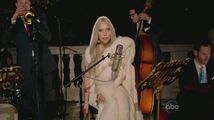 A Very Gaga Thanksgiving - ''White Christmas'' 002