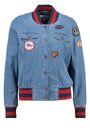 Gigi Hadid x Tommy Hilfiger - Denim patch jacket