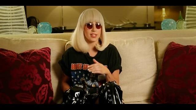 Lady Gaga in 'Who the F**K is Arthur Fogel?'