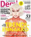 Demi Magazine - Finland (Jan, 2013)