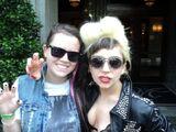 4-18-11 Outside at Hotel in Atlanta 002