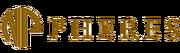 Pheres logo & wordmark