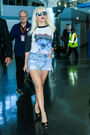10-6-15 Arriving at JKF Airport in NYC 001