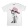 Coachella Merch GRAYSCALE WHITE T-SHIRT