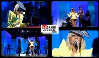 Lady GaGa Grand Journal French TV