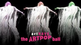 Just Dance - artRAVE Backdrop