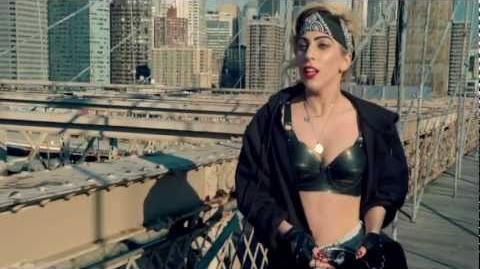 Google Chrome Lady Gaga