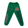 Chromatica Green Sweats