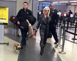3-1-16 At LAX Airport in LA 001