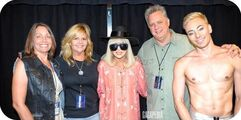 7-19-14 Backstage at MGM Grand Garden Arena in Nevada 003
